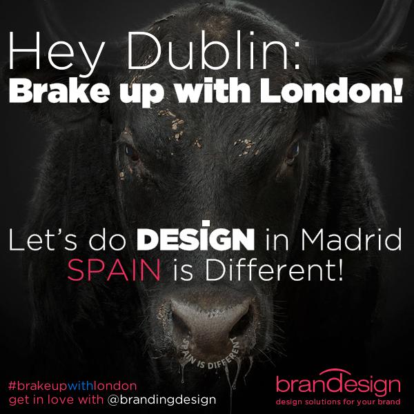 Rompe con Londres y enamórate de España