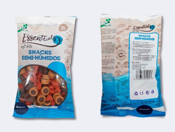 Diseño gráfico de Empaques de producto packaging y branding
